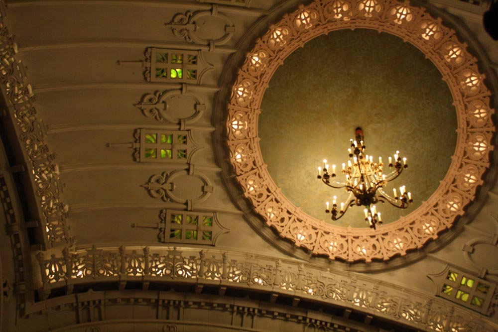 The beautiful Moore theater