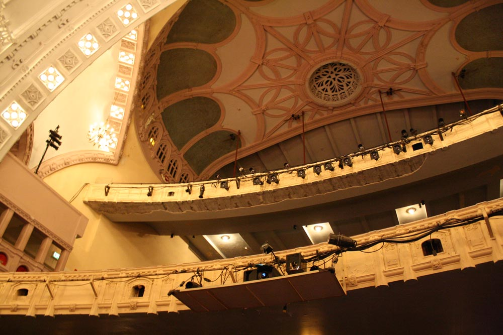 More of the beautiful Moore theater