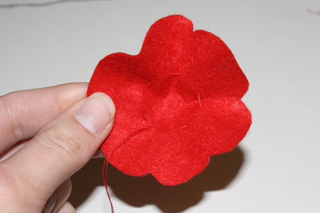 Felt poppies for remembrance day tallys treasury 6 mightylinksfo