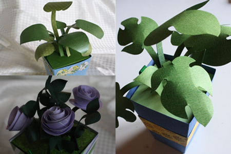 Paper plants tally 39 s treasury for Handmade useful items