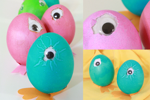 Sassy Sites 101 Things To Do With An Easter EGG