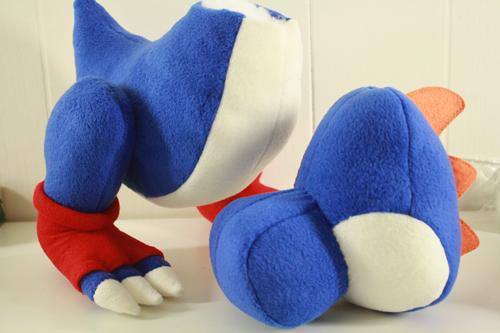 In The World Of Mario Piranha Plants Boshi Dolls Tallys Treasury