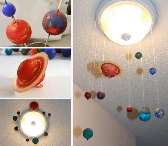 planets party balloons - photo #10