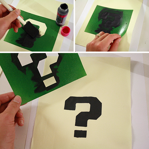Make Your Own Stencils Tally S Treasury