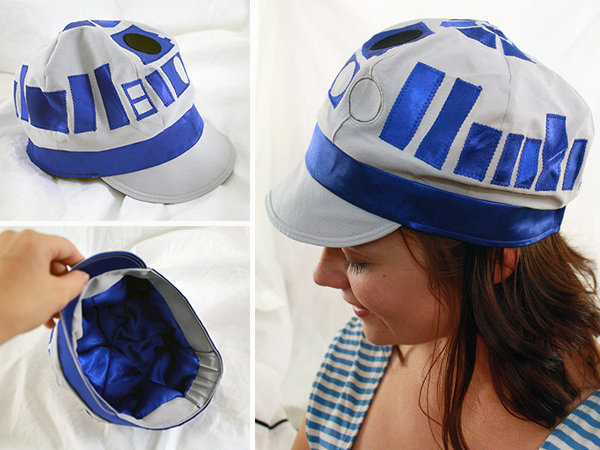 9b40afdf748 R2D2 dress and hat