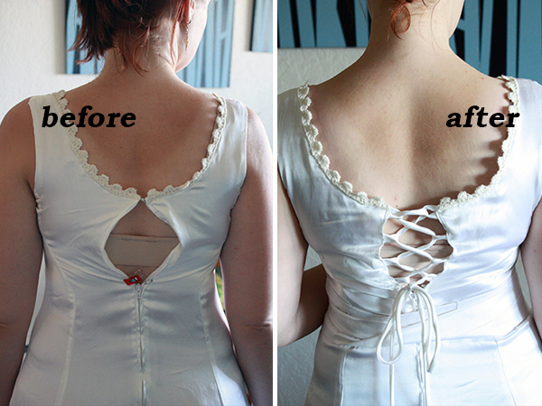 wedding dress mod