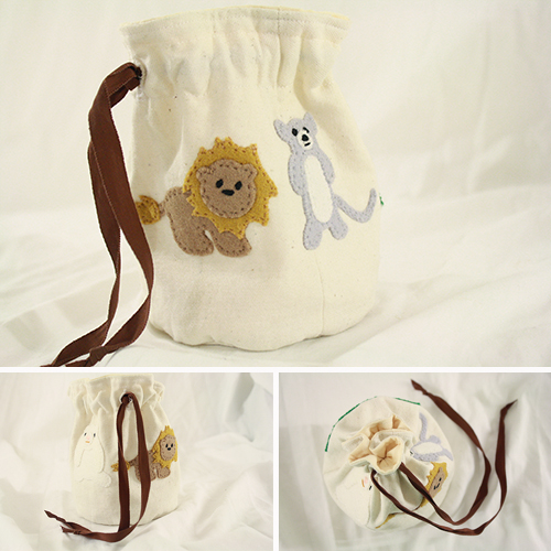 animals bag