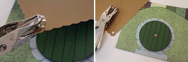 paper door knob