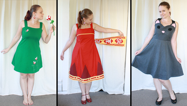 PAX dresses