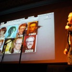 Adam Savage through the years